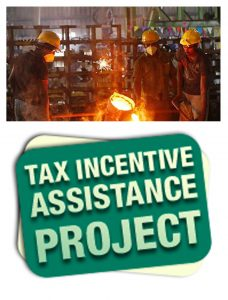 Tax Incentives Manufacturing Sector